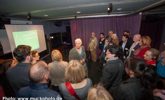 Vine Vortrag bei der BARsession Dortmund
