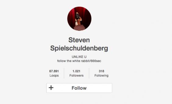 Vine Account von Steven Spielschuldenberg