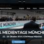 Medientage München - mit Vine