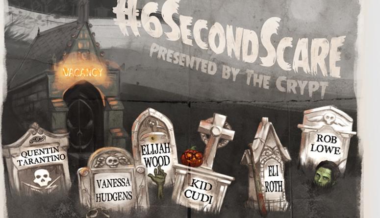 #6SecondScare - ein Horror-Vine-Wettbewerb mit Quentin Tarantino
