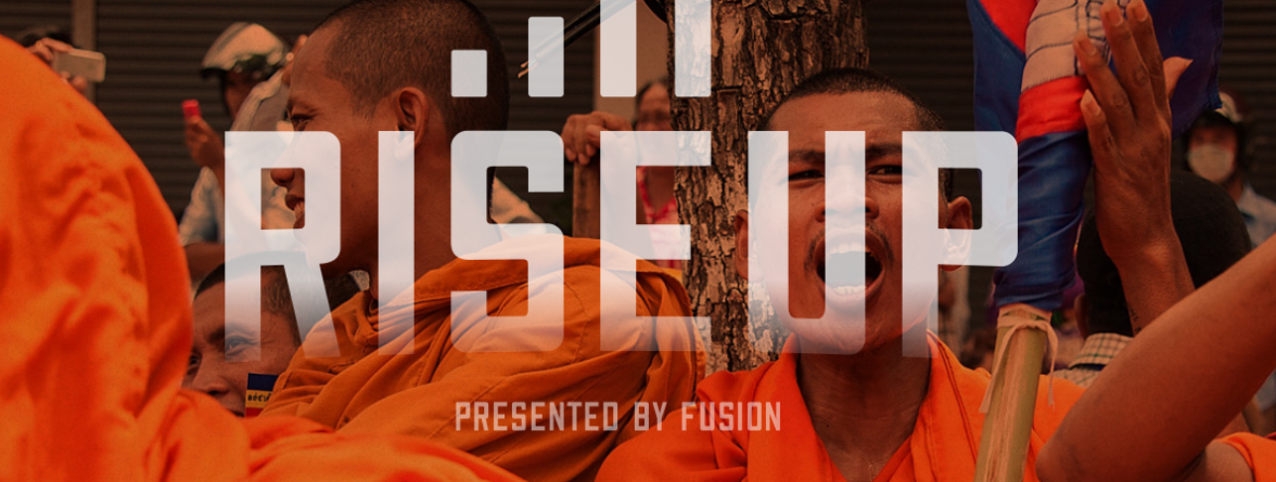 Vine Video von FJBaldus für die FusionRiseUp Konferenz in Washington