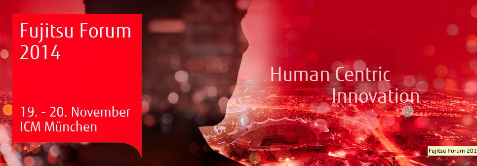 Vine Videos von Franz-Josef Baldus beim Fujitsu Forum 2014
