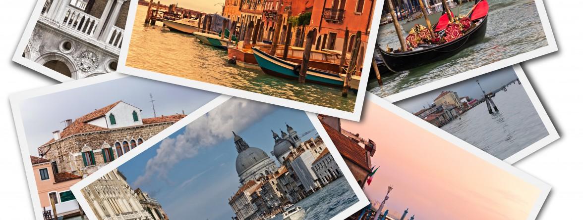 Die Vine Postcard im Tourismus Marketing