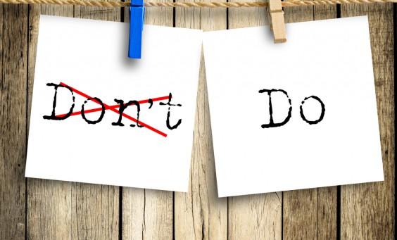 Dos und Don' ts für das Marketing mit Kurzvideo