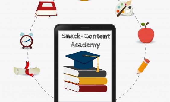 Aus der Vine-Academy wird die Snack-Content Academy