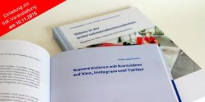 Bewegbild und Marketing - eine Veranstaltung der IHK Köln mit Vortrag von Franz-Josef Baldus zu Snack-Content