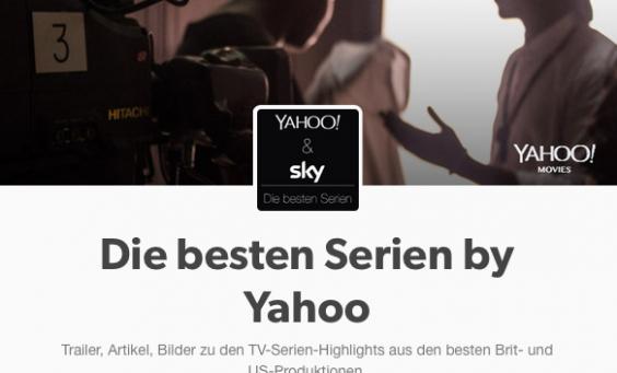 Snack-Content für MediaCom, Yahoo & Sky
