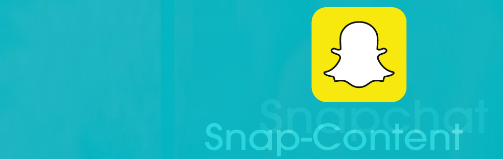 Snap-Content - der Workshop zu Snapchat & Snack-Content