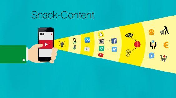 Snack-Content - Die Facebook Fachgruppe von Bettina Werren und Franz-Josef Baldus