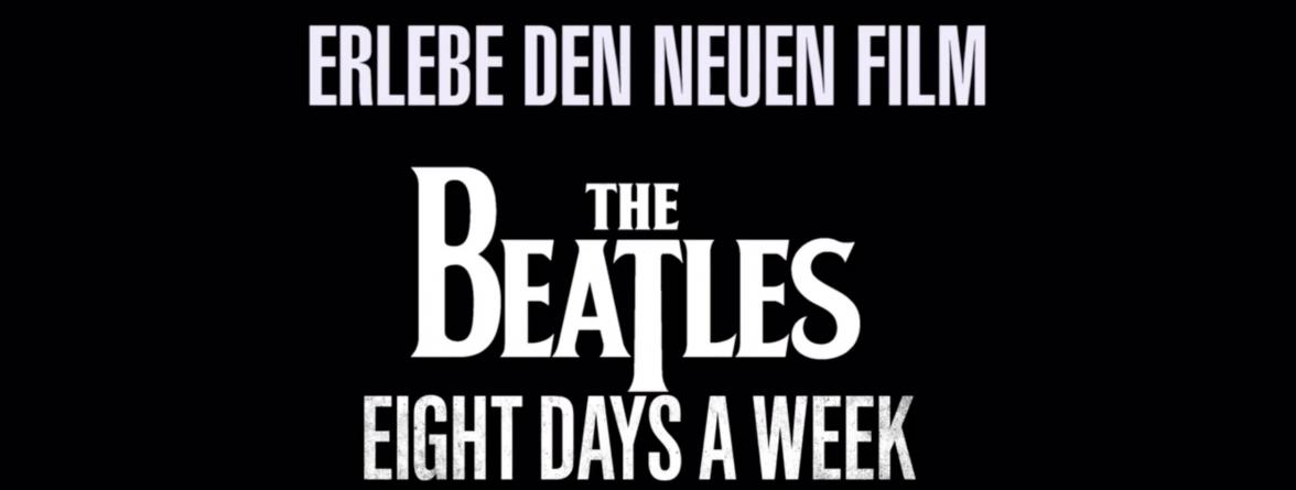 Snack-Content von Franz-Josef Baldus für den Beatles Film