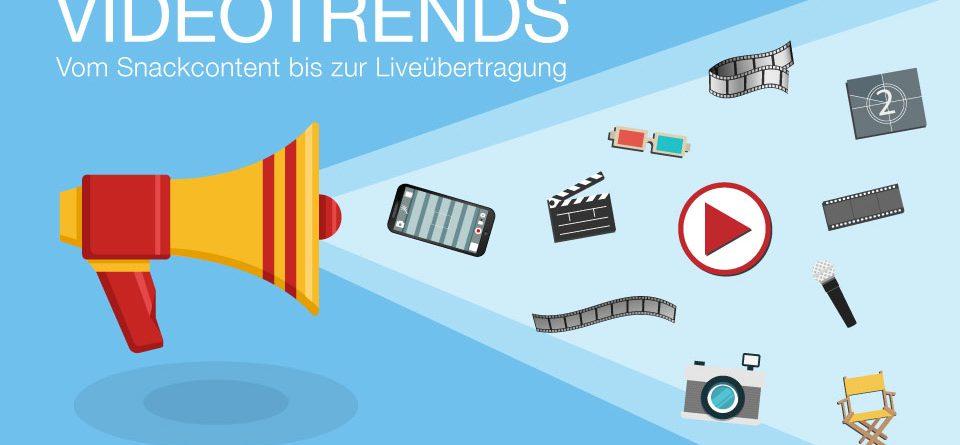 Videotrends 2017 - Einladung zu einer IHK Veranstaltung mit Franz-Josef Baldus