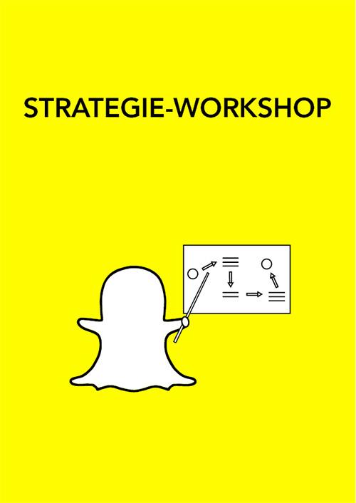 Externe Power für Marken und Unternehmen auf Snapchat - von Franz-Josef Baldus