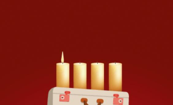 Snack-Content im Advent - von Franz-Josef Baldus
