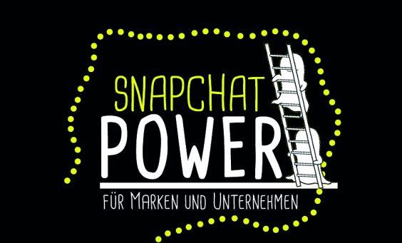 Snapchat Power für Marken und Unternehmen in Deutschland - eine Indografik von Franz-Josef Baldus (koelnkomm)