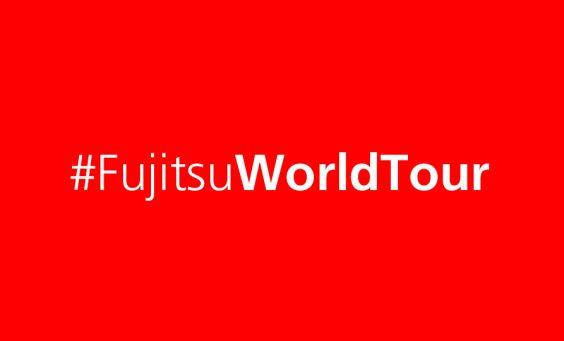 Fujitsu World Tour - mit Snack-Content von koelnkomm