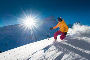Die Telemark Technik beim Skifahren