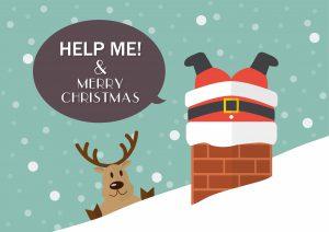 Zunehmen an Weihnachten