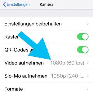 HD oder 4K? Was ist sinnvoll in der Smartphone Videographie? Snack-Content